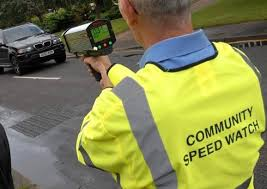 Click for speed watch